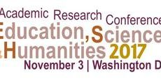 Education, Sciences, and Humanities Academic Research Conference